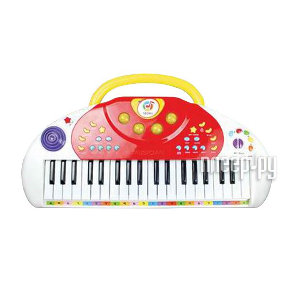 Детский музыкальный инструмент Shantou Gepai Синтезатор SD2001  Pleer.ru  826.000