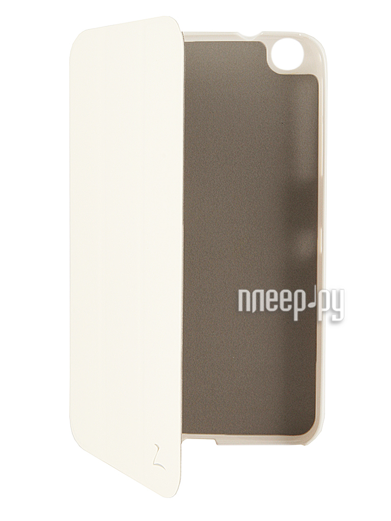 Аксессуар Чехол Galaxy Tab 3 8.0 T310 / T311 LaZarr Second Skin White  Pleer.ru  769.000