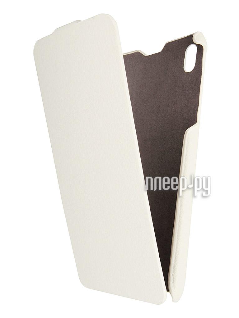 Аксессуар Чехол HTC Desire 800 / 816 iBox Premium White  Pleer.ru  1109.000