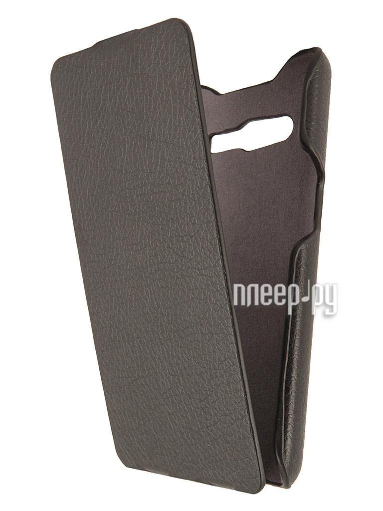 Аксессуар Чехол Samsung SM-G355 Galaxy Core 2 iBox Premium Black  Pleer.ru  1109.000
