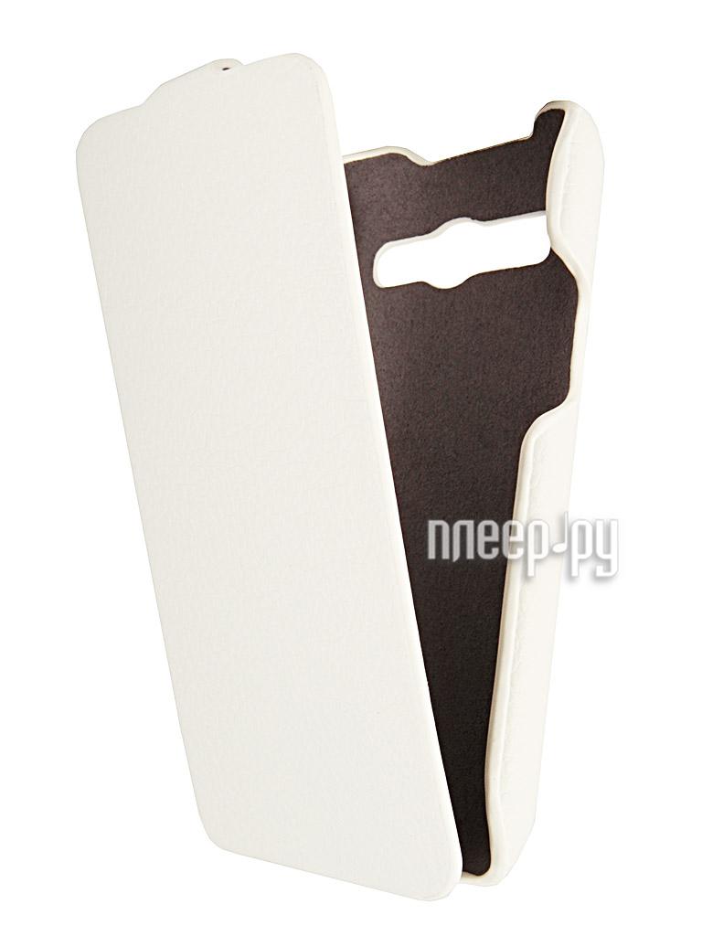 Аксессуар Чехол Samsung SM-G350E Galaxy Star Advance iBox Premium White  Pleer.ru  1109.000