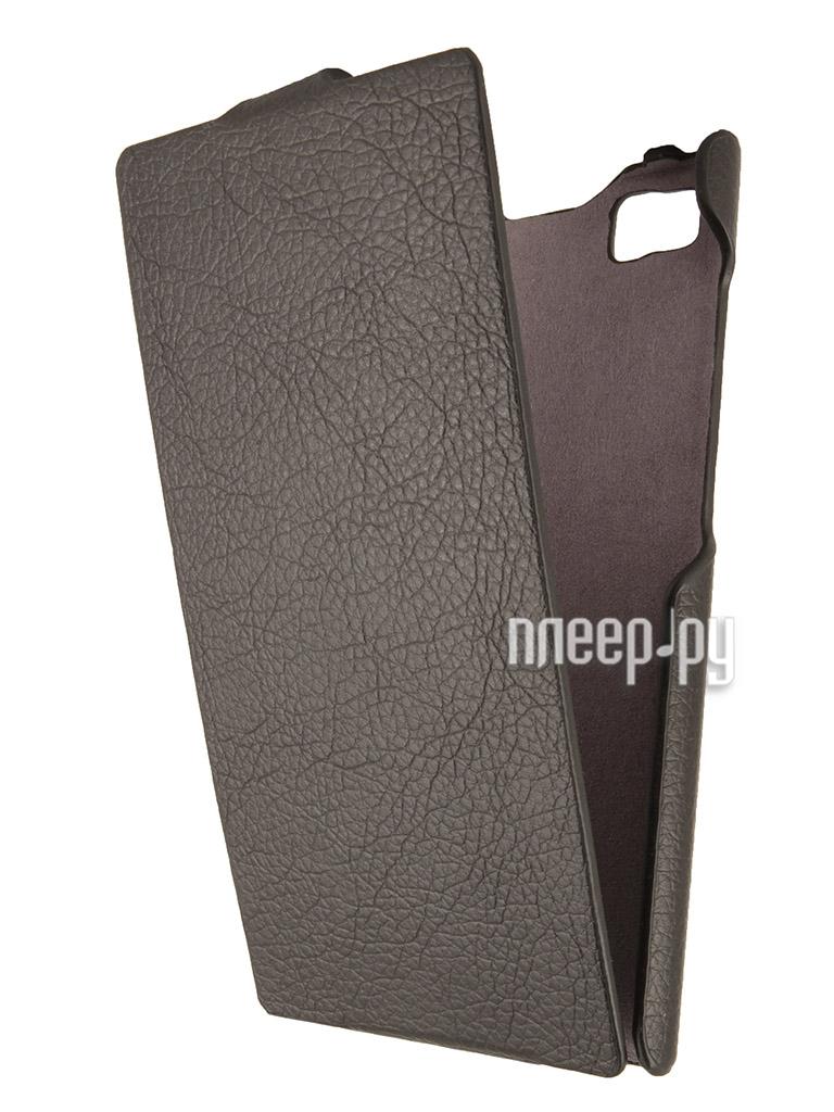 Аксессуар Чехол Xiaomi Mi3 iBox Premium Black  Pleer.ru  1109.000