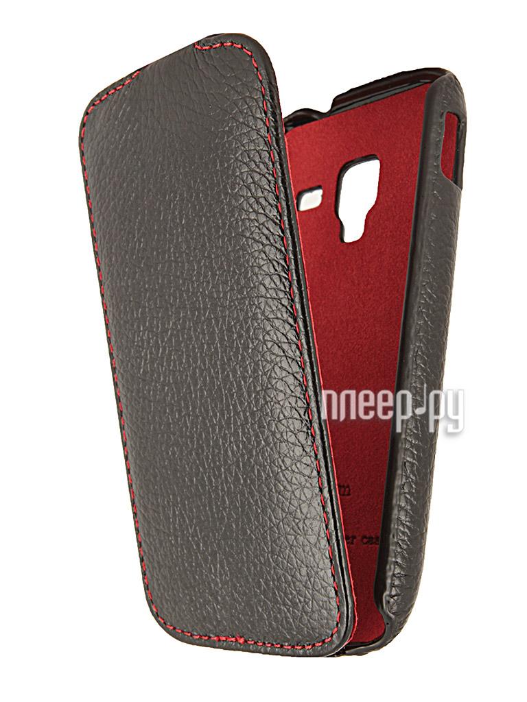 Аксессуар Чехол Samsung GT-i8160 Galaxy Ace II iRidium нат  Pleer.ru  1300.000