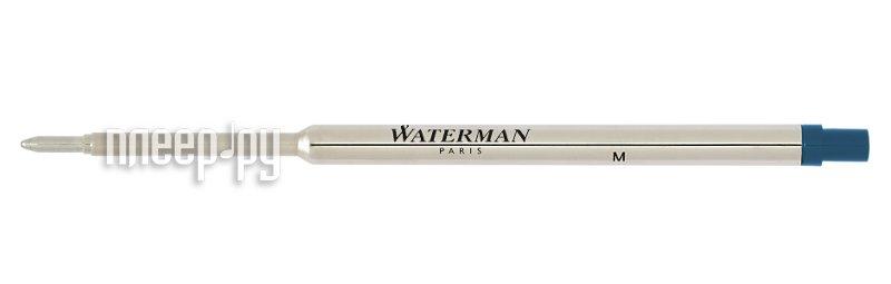 Waterman F Blue S0791000 - Стержень шариковый  Pleer.ru  352.000