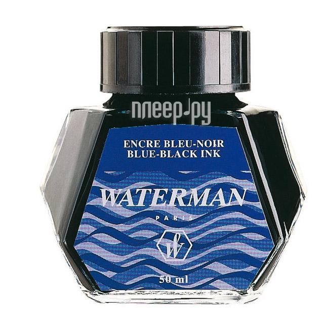 Waterman Blue S0110720 - Флакон с чернилами  Pleer.ru  418.000