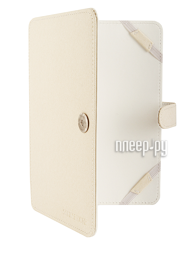 Аксессуар Чехол 7.0 SonicSettore 371067 универсальный White  Pleer.ru  850.000