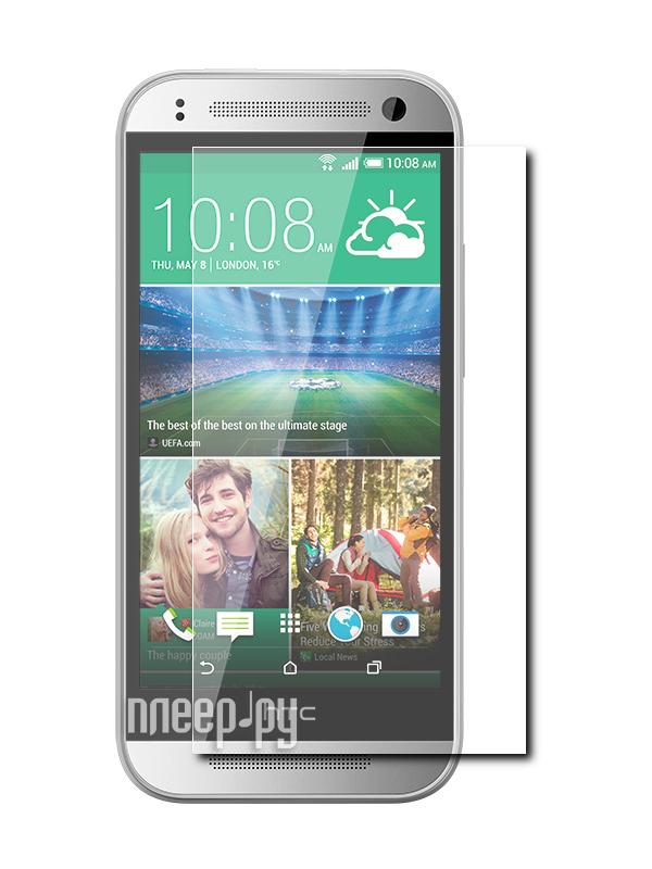 Аксессуар Стекло противоударное HTC One mini 2 Ainy 0.33mm  Pleer.ru  695.000