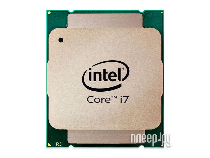 Процессор Intel Core i7-5820K Haswell-E (3300MHz/LGA2011-3/L3 15360Kb)