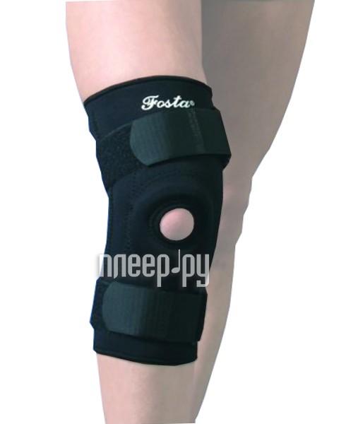 Ортопедическое изделие Fosta F-1291 L - фиксатор колена с пластинами  Pleer.ru  1107.000