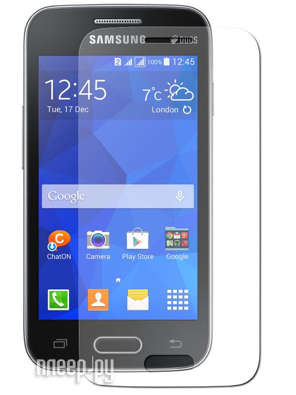 Аксессуар Защитная пленка LuxCase for Samsung Galaxy Ace 4/4 Lite Суперпрозрачная 80868  Pleer.ru  554.000