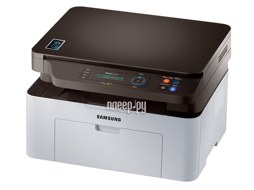 МФУ Samsung SL-M2070W  Pleer.ru  5592.000