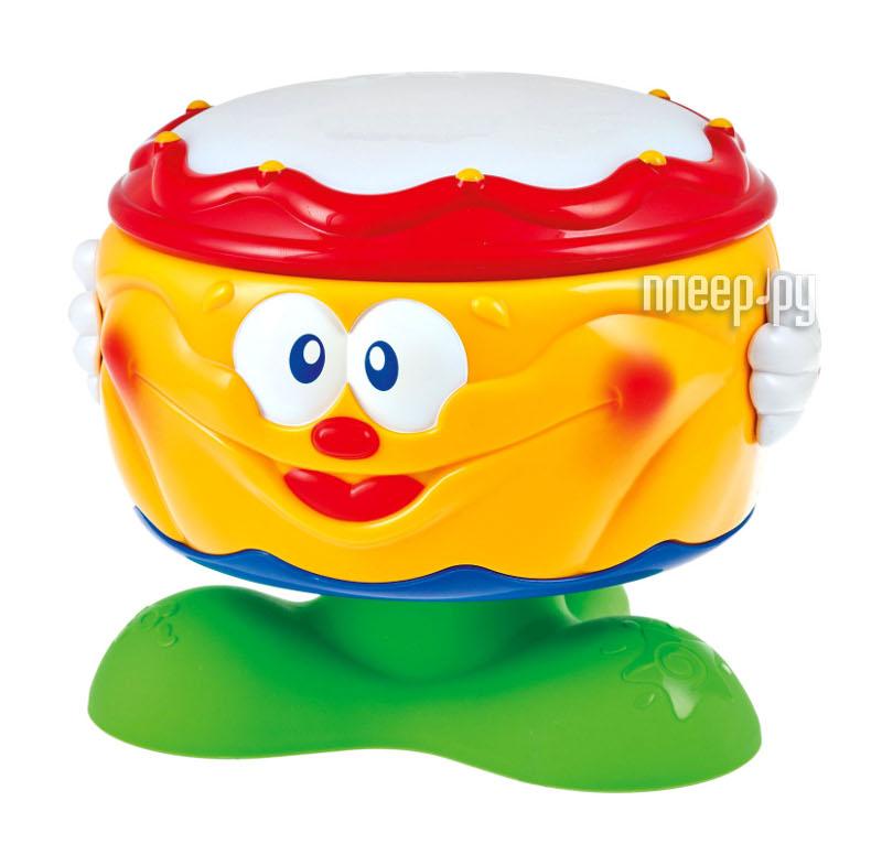 Детский музыкальный инструмент Clementoni Веселый барабанчик 60330  Pleer.ru  940.000