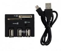 Mobiledata HB-0B Combo USB 3 ports