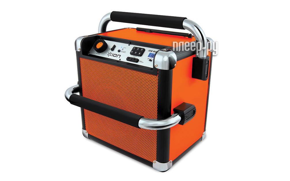 Комбо-усилитель ION Audio Job Rocker  Pleer.ru  11851.000