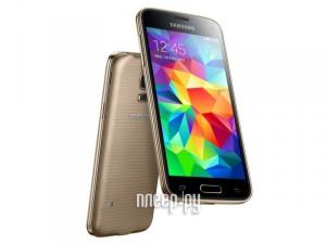Сотовый телефон Samsung SM-G800F Galaxy S5 mini LTE Gold  - купить со скидкой
