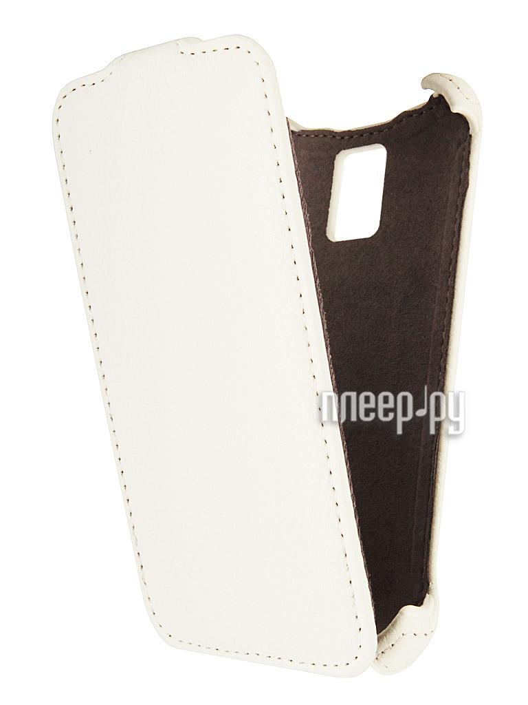 Аксессуар Чехол HTC Desire 210 Gecko White  Pleer.ru  1001.000