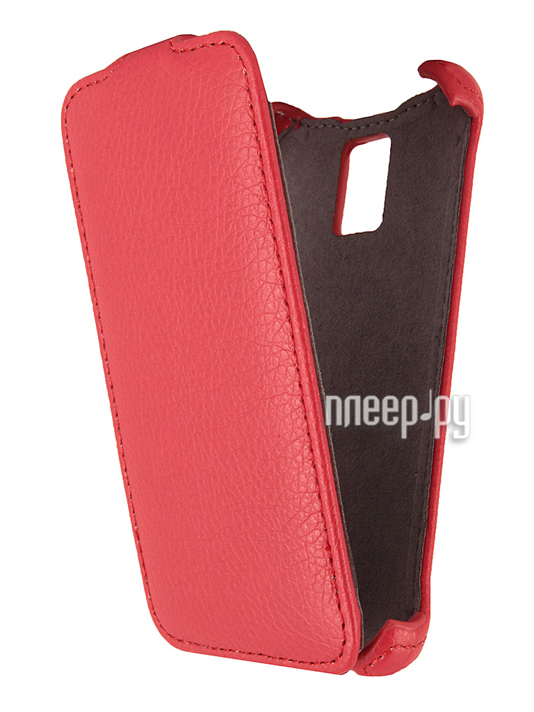 Аксессуар Чехол HTC Desire 210 Gecko Red  Pleer.ru  1001.000
