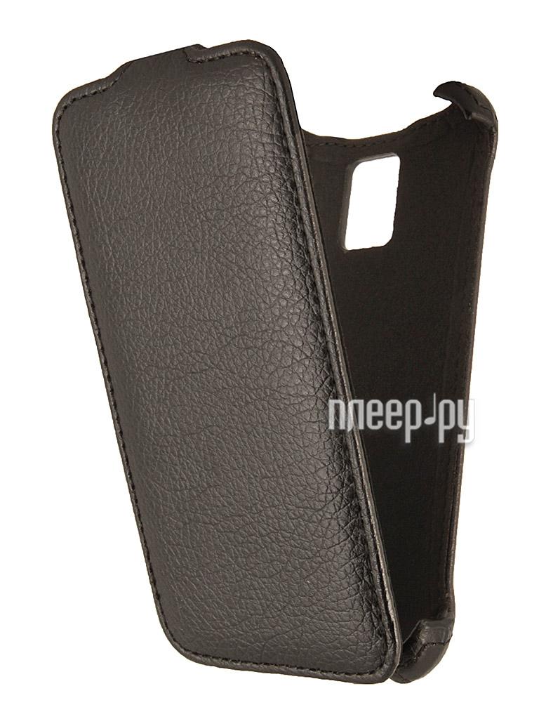 Аксессуар Чехол HTC Desire 210 Gecko Black  Pleer.ru  1001.000