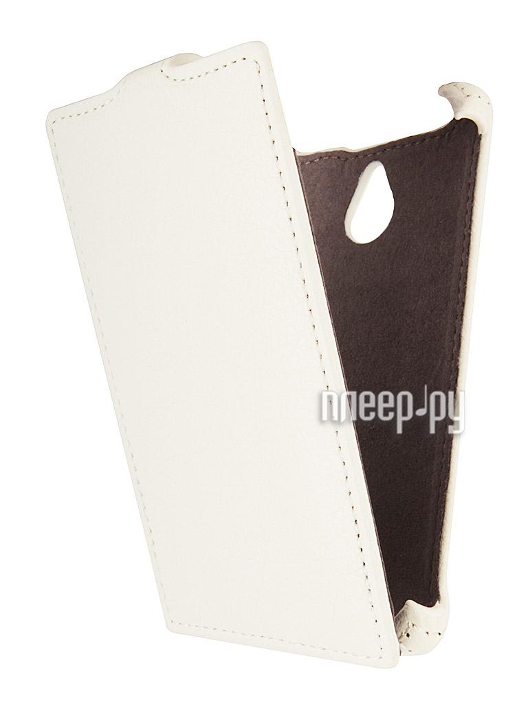 Аксессуар Чехол Nokia X2 Dual Sim Gecko White  Pleer.ru  1001.000
