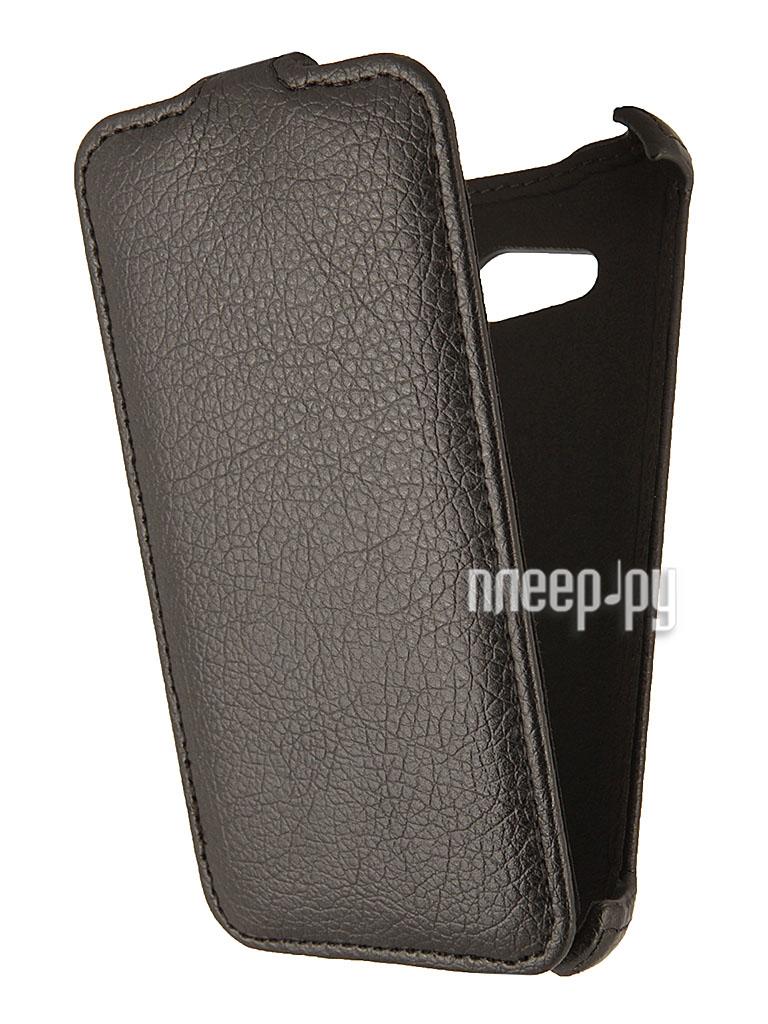 Аксессуар Чехол Samsung SM-G355H Galaxy Core 2 Duos Gecko Black  Pleer.ru  1001.000