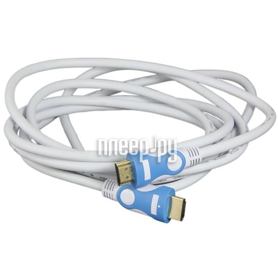 Аксессуар Mobiledata HDMI v.1.4 GOLD 3m 8001-DM-07  Pleer.ru  749.000