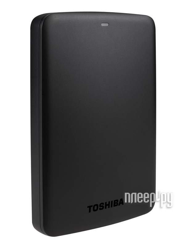 Жесткий диск Toshiba 1Tb Canvio BASICS HDTB310EK3AA купить