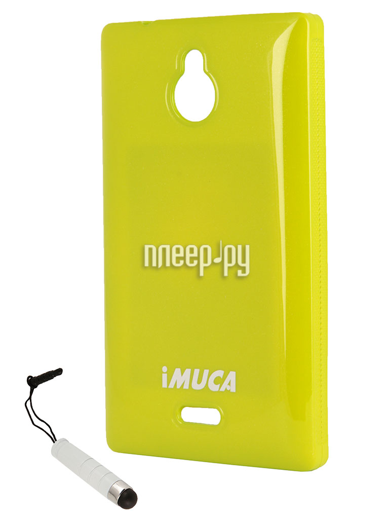 Аксессуар Чехол Imuca for Nokia X2 / X2 Dual  Pleer.ru  721.000