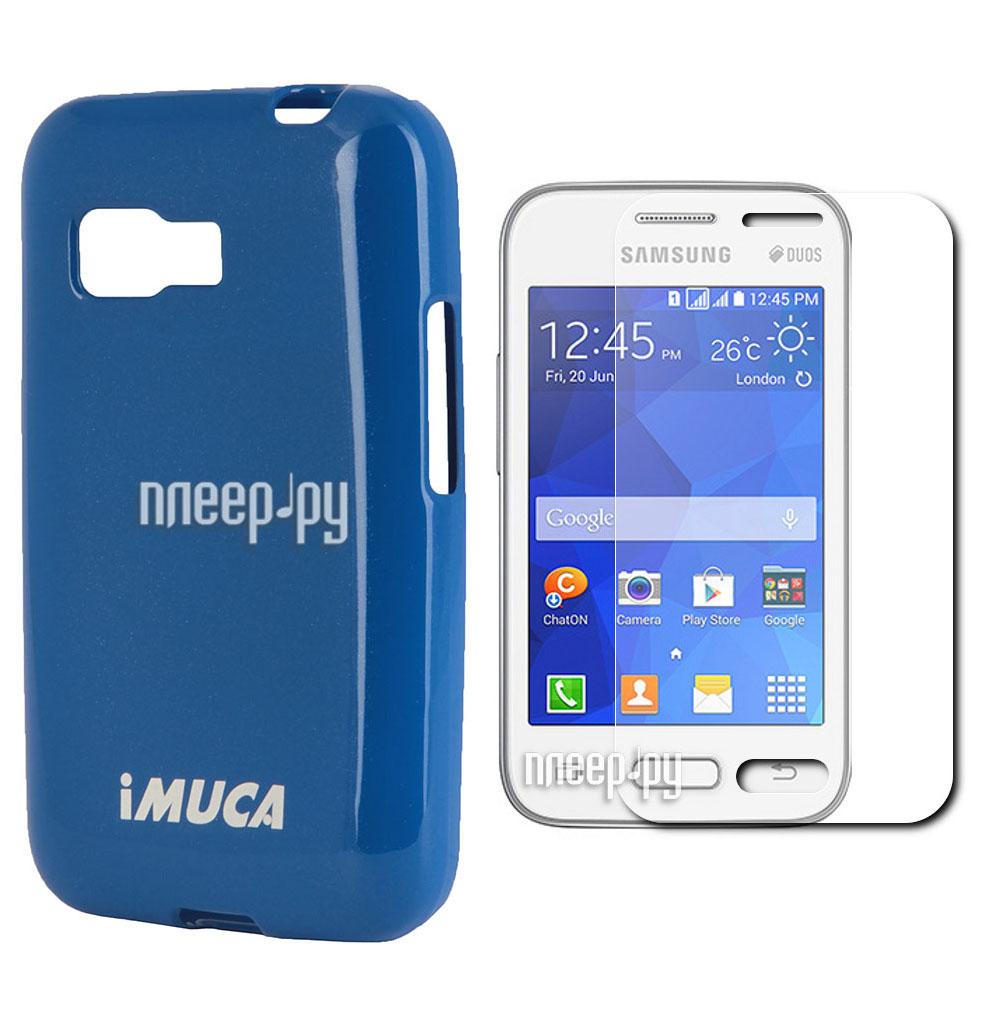 Аксессуар Чехол Imuca for Samsung Galaxy Young 2  Pleer.ru  721.000