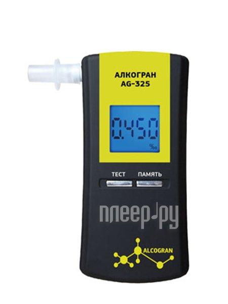 Алкотестер Alcogran AG-325  Pleer.ru  6011.000