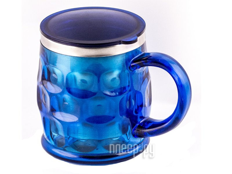 Термокружка Эврика №1 CBS001-023E15 Blue 95193  Pleer.ru  305.000