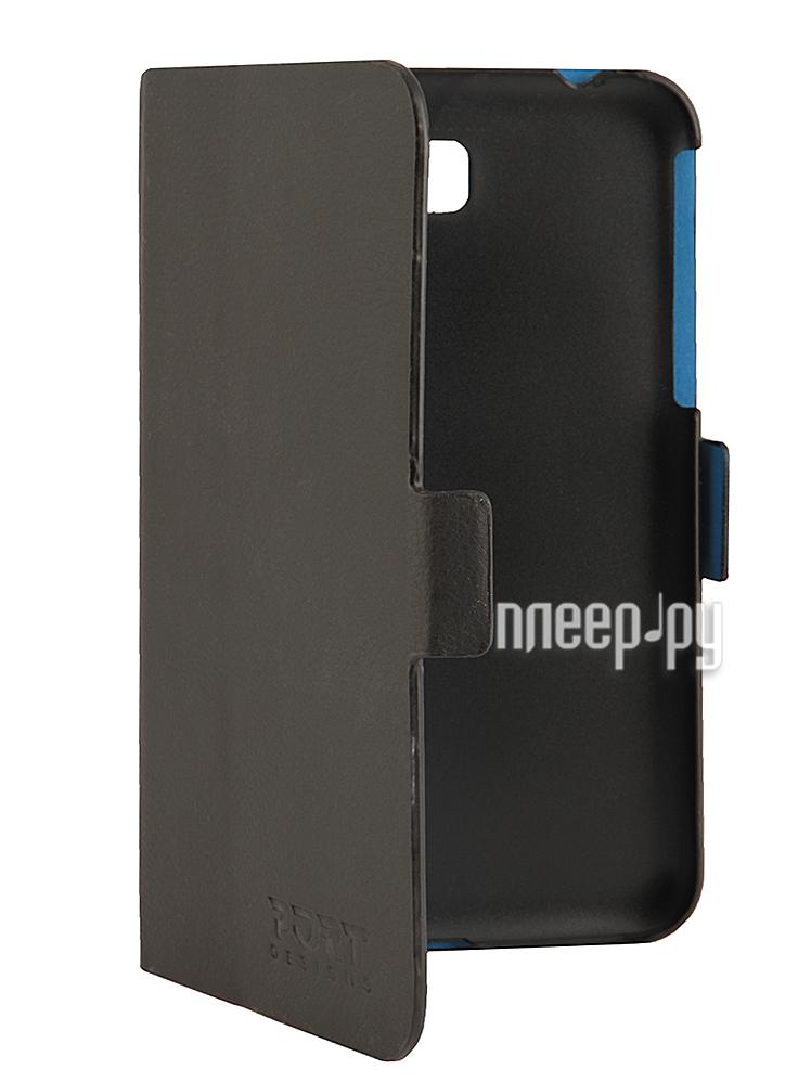 Аксессуар Чехол Galaxy Tab 3 7.0 Port Designs Chelsea 201300  Pleer.ru  1186.000
