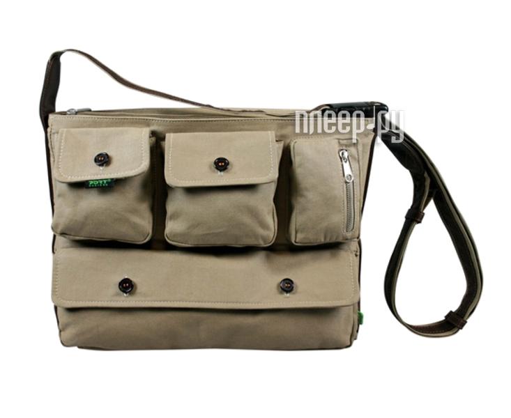 Аксессуар Сумка 13.3 Port Designs Indiana Messenger Bag for Macbook 160050  Pleer.ru  1486.000
