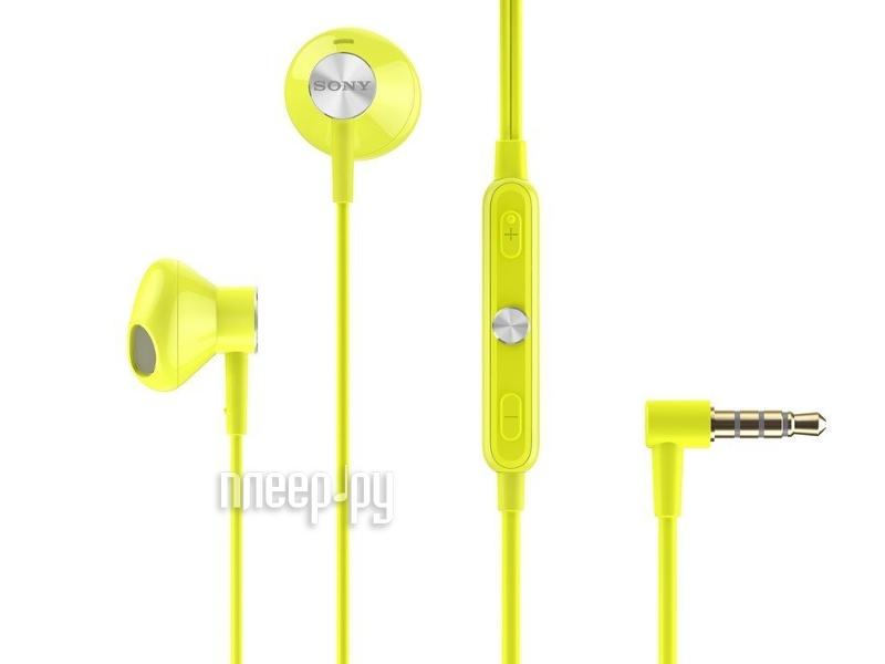 Гарнитура Sony STH30 Lime  Pleer.ru  771.000