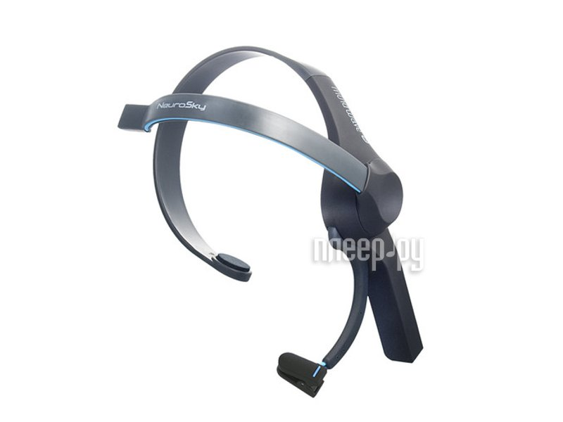 Нейроинтерфейс NeuroSky MindWave Mobile Myndplay Edition  Pleer.ru  8597.000