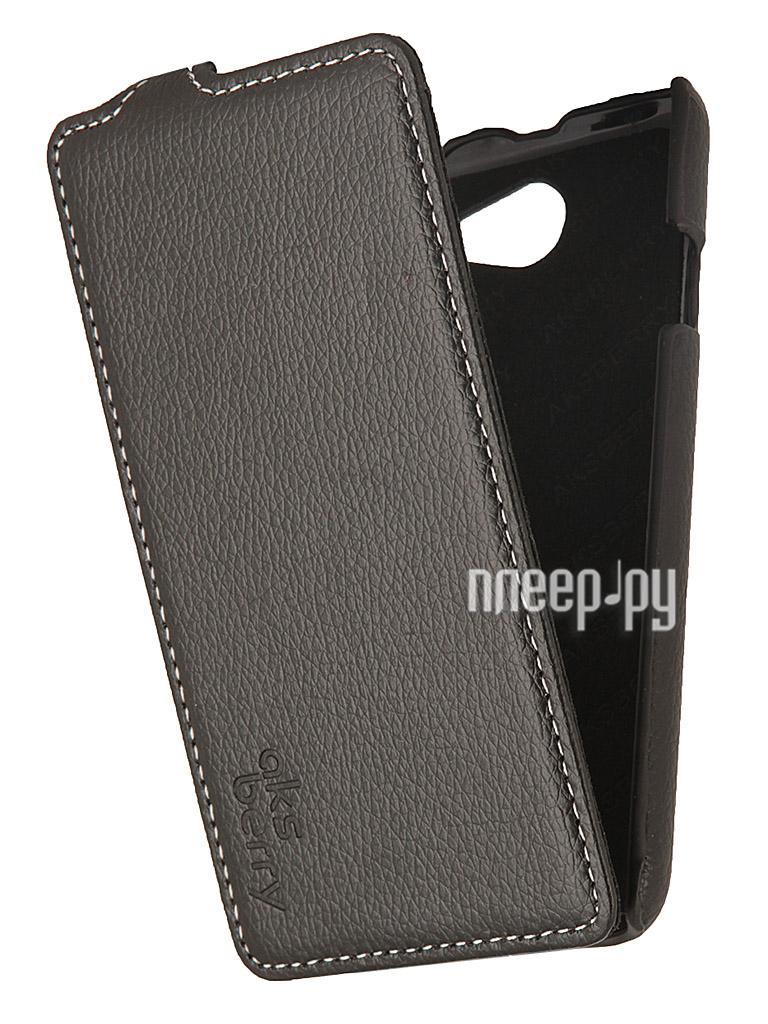 Аксессуар Чехол HTC Desire 516 Aksberry Black  Pleer.ru  1129.000