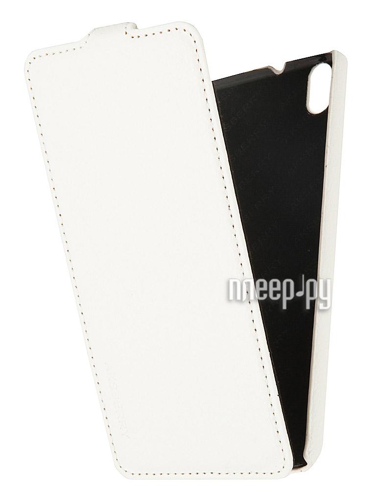 Аксессуар Чехол HTC Desire 816 Aksberry White  Pleer.ru  1129.000