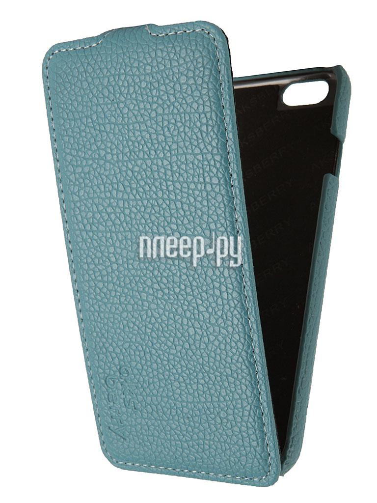Аксессуар Aksberry 4.7-inch for iPhone 6 Blue  Pleer.ru  1129.000