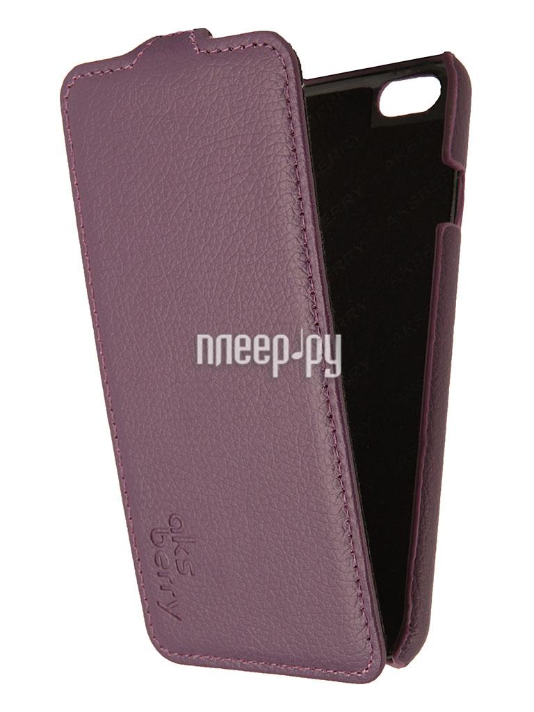 Аксессуар Aksberry 4.7-inch for iPhone 6 Purple  Pleer.ru  1129.000