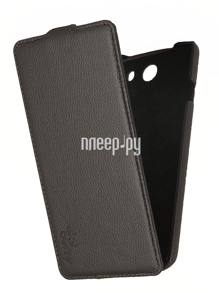 Аксессуар Чехол Philips i928 Aksberry Black  Pleer.ru  1129.000