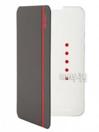 ����� ASUS MeMO Pad 7 ME176C / ME176CX MagSmart Cover Silver-Red 90XB015P-BSL1L0