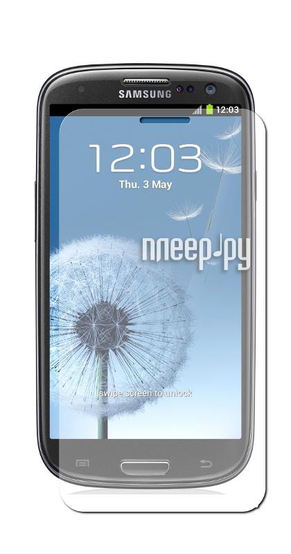 Аксессуар Защитная пленка Samsung Galaxy S3 Neo / Duos i9300i Aksberry прозрачная  Pleer.ru  534.000
