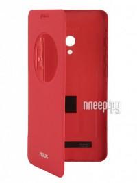 ����� ASUS ZenFone 5 View Flip Cover Red