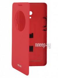 ����� ASUS ZenFone 6 View Flip Cover Red
