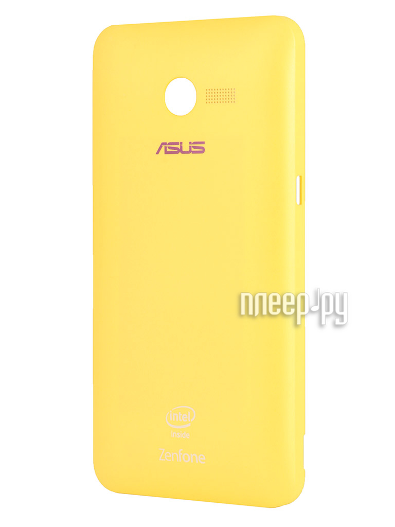 Аксессуар Крышка задняя ASUS ZenFone 4 Zen Case Yellow  Pleer.ru  1120.000