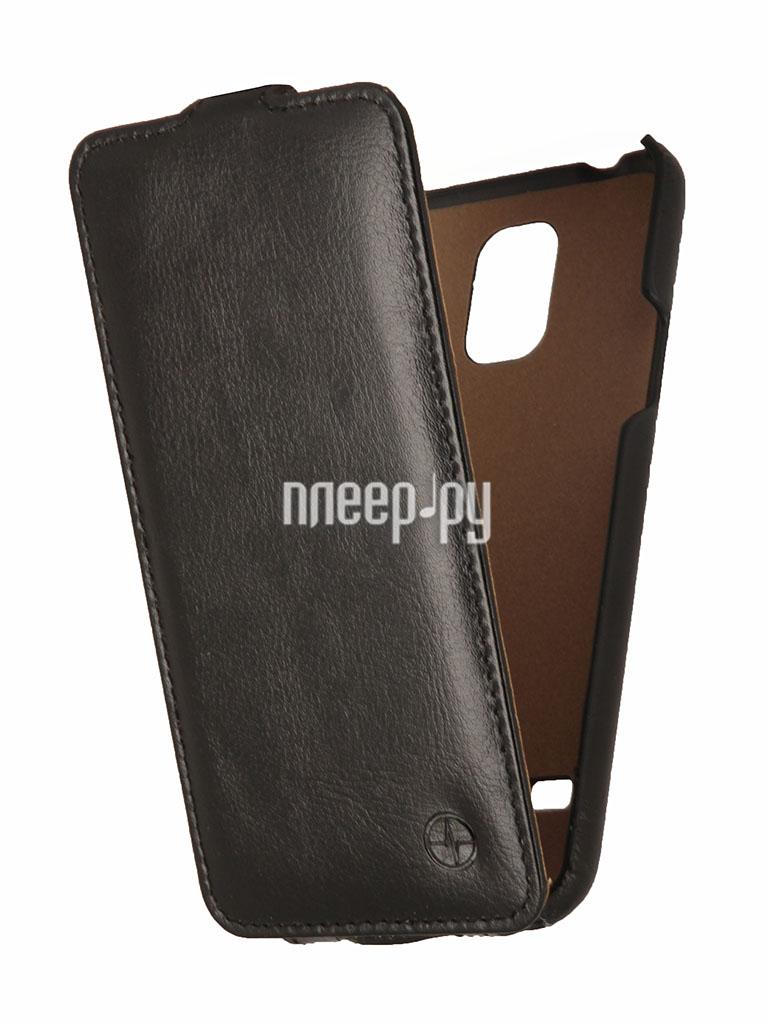 Аксессуар Чехол Samsung Galaxy S5 GT-i9600 Pulsar Shellcase Black PSC0190  Pleer.ru  1121.000