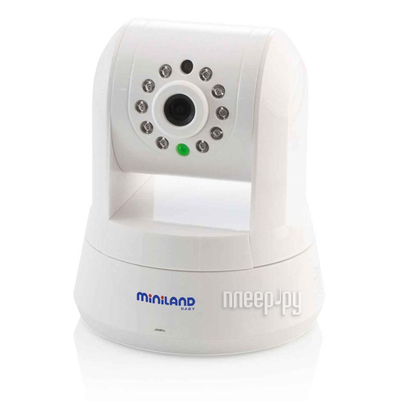 Видеоняня Miniland Spin IPcam 89132  Pleer.ru  11650.000