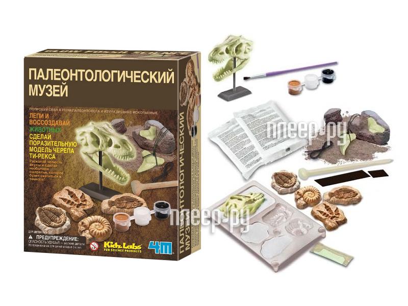 Набор 4M Палеонтологический музей 00-03356  Pleer.ru  539.000