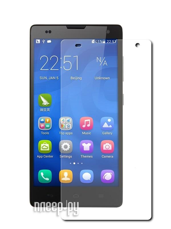 Аксессуар Защитная пленка Huawei Honor 3C LuxCase антибликовая 51611  Pleer.ru  579.000