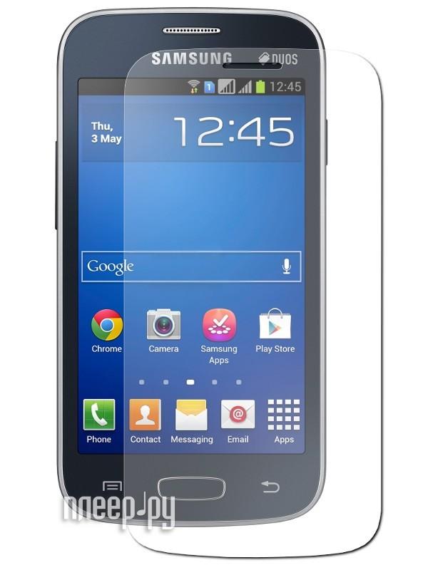 Аксессуар Защитная пленка Samsung Galaxy Star Advance SM-G350E LuxCase антибликовая 52517  Pleer.ru  579.000
