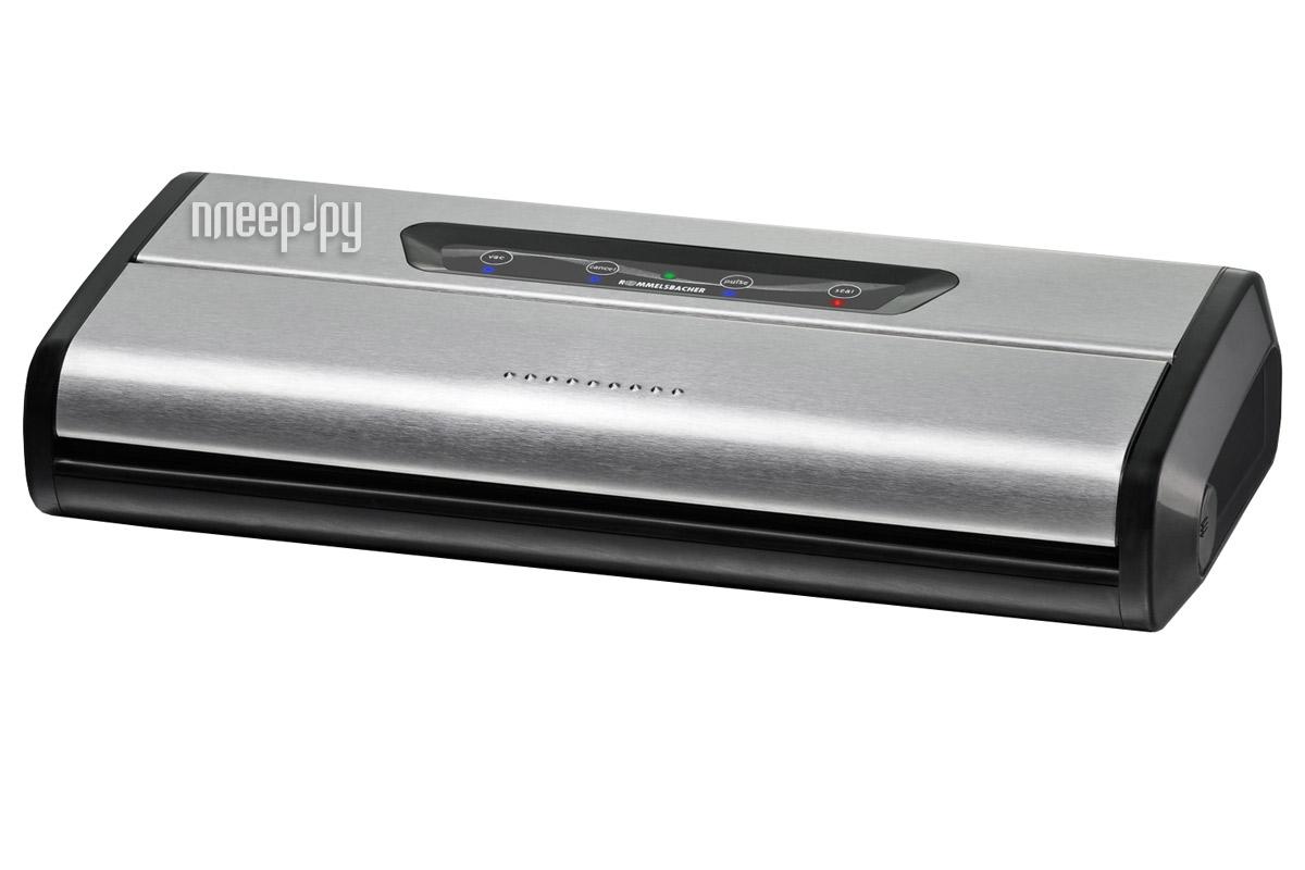 Вакуумный упаковщик Rommelsbacher VAC 125  Pleer.ru  4155.000